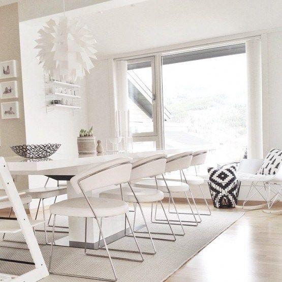 El estilo nórdico en decoración es uno de los estilos más populares del momento