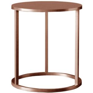 Mesa lateral de apoyo Nes cobre 40×50